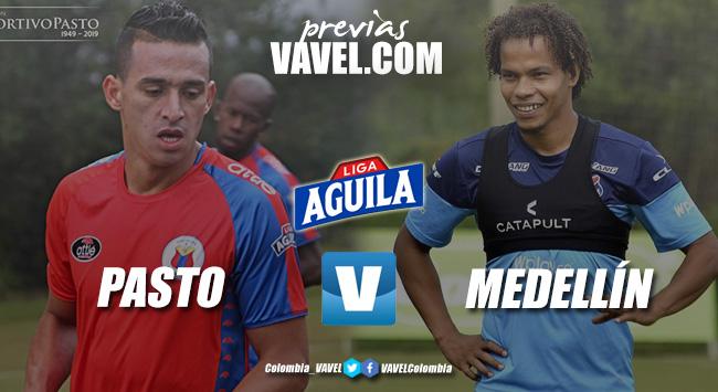 Previa Deportivo Pasto vs Independiente Medellín: ¡Vencer o morir!
