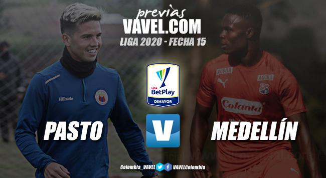 Previa Deportivo Pasto vs Independiente Medellín: uno quiere la clasificación, el otro ingresar a los ocho