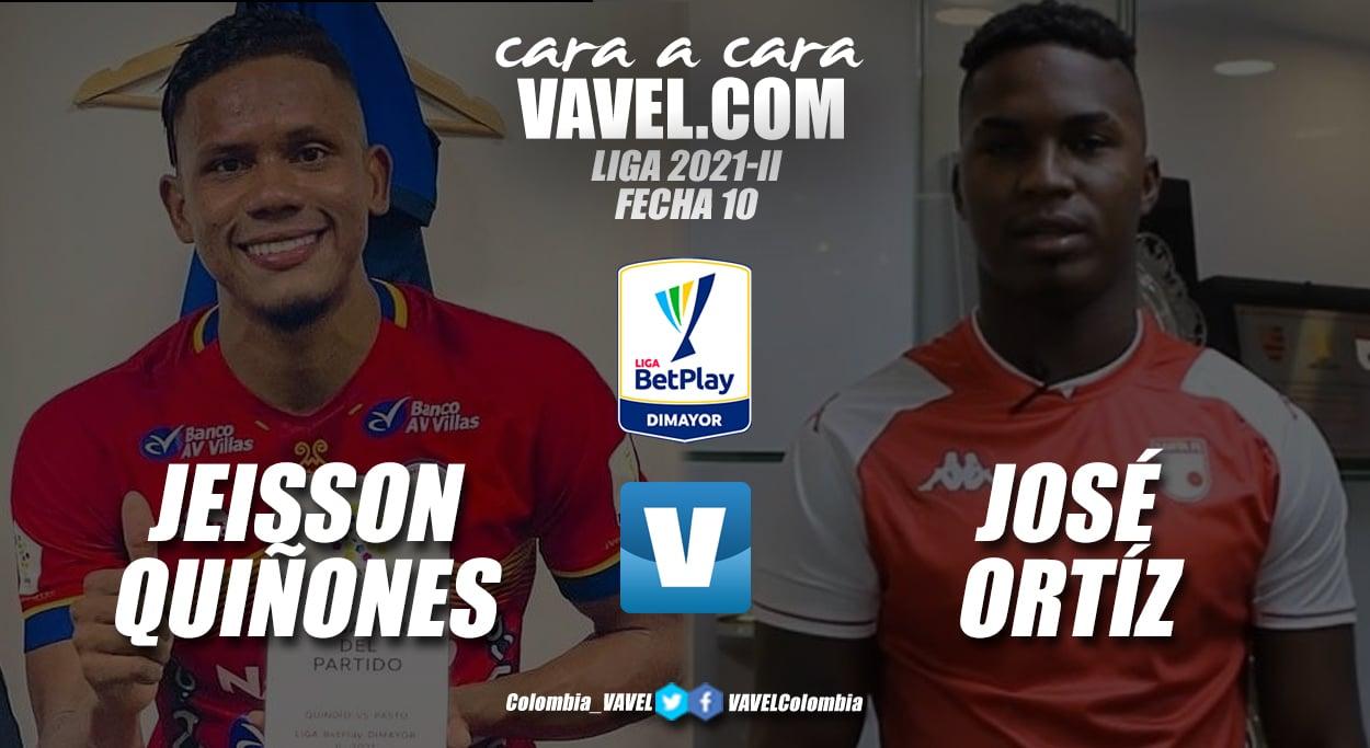 Cara a cara: Jeison Quiñones vs José Ortíz