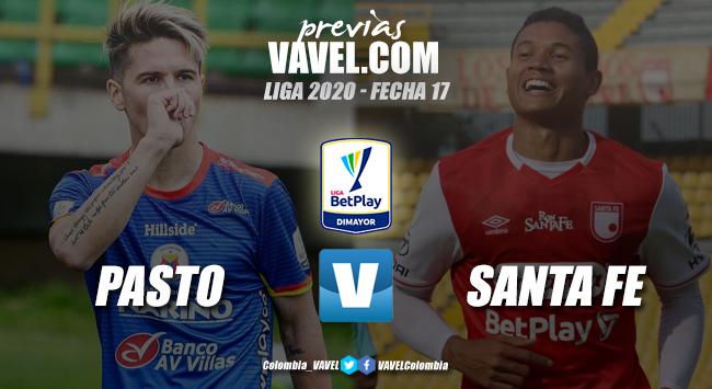 Previa Deportivo Pasto vs Independiente Santa Fe: La lucha por asegurar un cupo en los 8