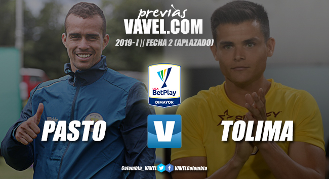 Previa Deportivo Pasto vs. Deportes Tolima: partido que definirá el líder de la Liga BetPlay