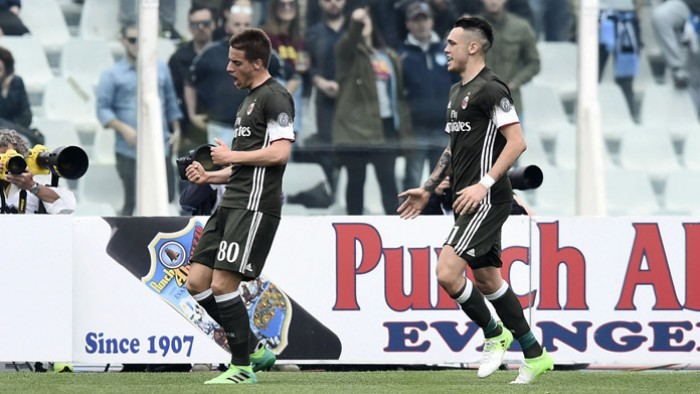 Milan, blackout a Pescara