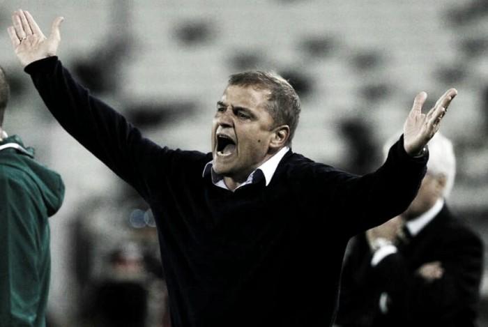 """Diego Aguirre: """"Logramos el objetivo de estar entre los cuatro mejores"""""""