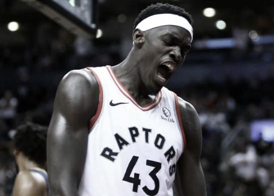 Toronto Raptors: que nadie se olvide del campeón