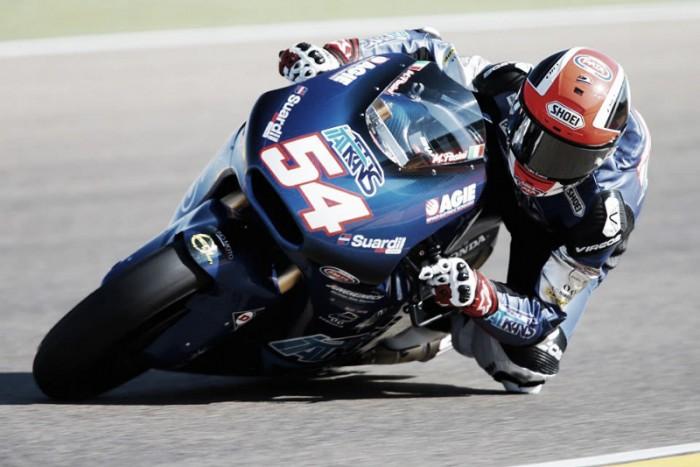 Moto2, bella Italia in FP2: Pasini-Bagnaia, tandem azzurro