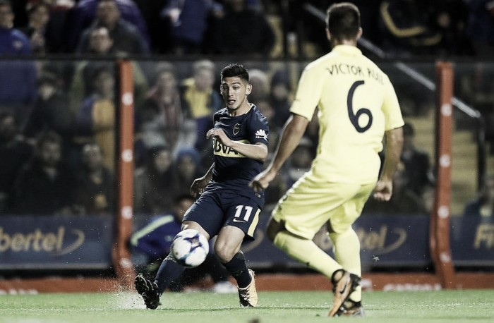 Pavón firmó con Boca hasta 2022 y subió su cláusula