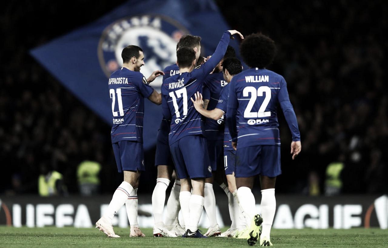 Sem estrelas, Chelsea derrota Bate Borisov com tranquilidade pela Europa League