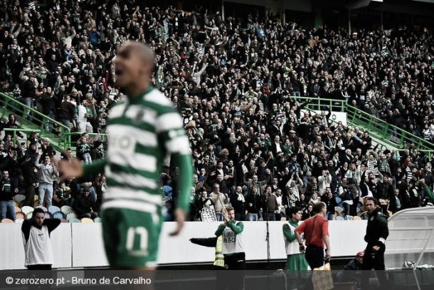 Por 12,65 milhões, Sporting recupera passes de 13 jogadores