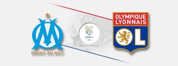 LIVE LIGUE 1: Marseille vs Lyon en direct (0-0)