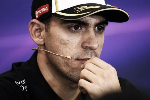 """Pastor Maldonado: """"Es la carrera más especial de la temporada"""""""