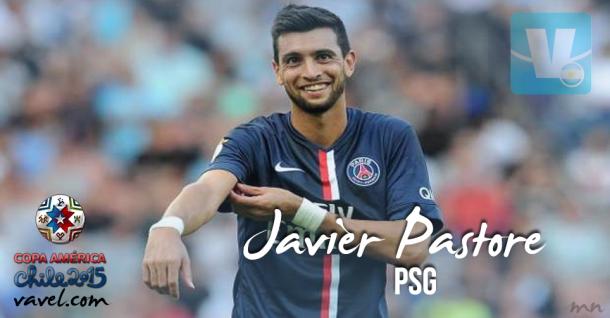 Javier Pastore: el armador de juego que eligió Martino