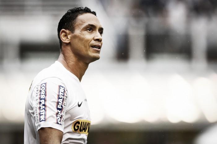 Mudança de postura da diretoria pode tirar Ricardo Oliveira do Santos