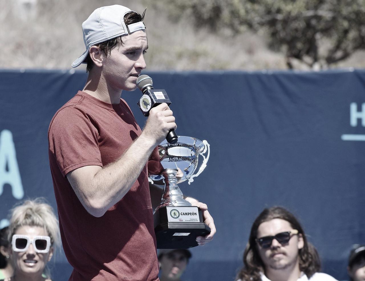 Patiño consigue el campeonato en Baja California