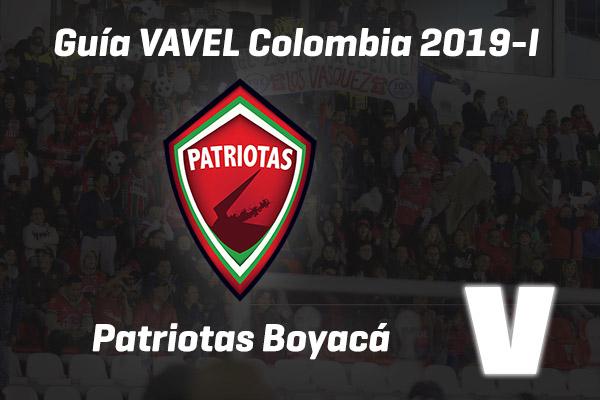 Guía VAVEL Liga Águila 2019-I: Patriotas Boyacá