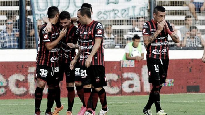 San Lorenzo empató con Patronato en Paraná