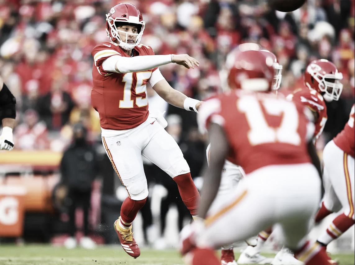 Chiefs aseguró su descanso en playoff