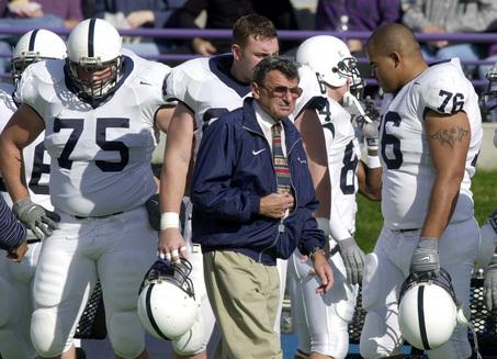Duras sanciones a Penn State por el caso Sandusky-Paterno