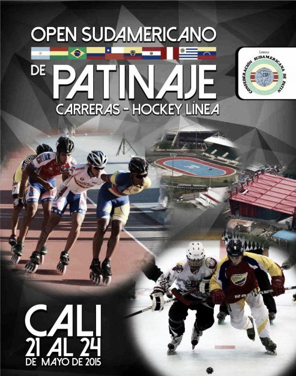 Cali se prepara pararecibir el Open Sudamericano de Patinaje