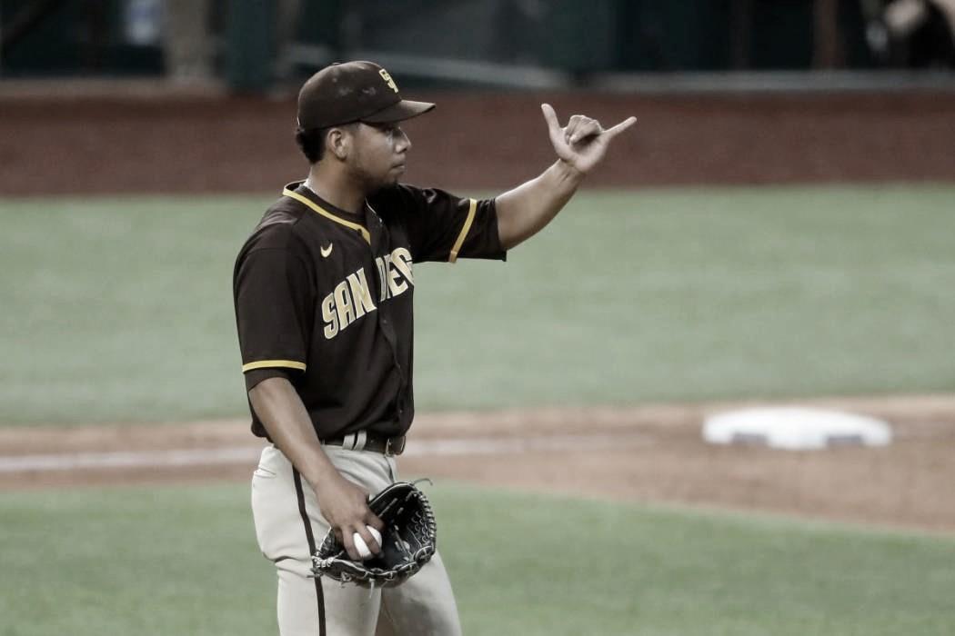 Luis Patiño pasa a los Rays de Tampa en cambio de Blake Snell