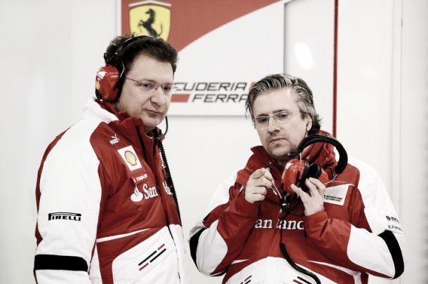 Reestructuración en la organización de la Scuderia Ferrari