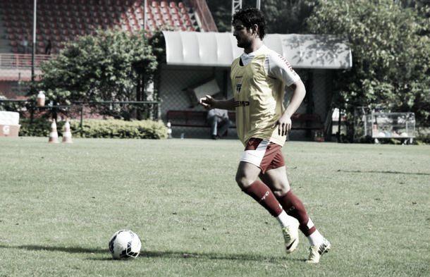 Com retorno de Pato, Muricy relaciona 20 jogadores para jogo diante do Flamengo