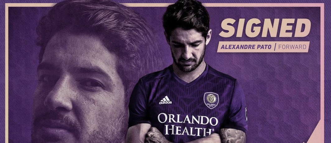 Alexandre Pato llega a MLS