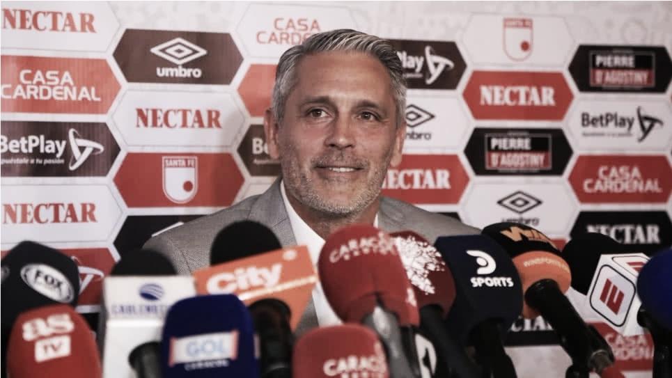 """Patricio Camps: """"trataremos de imponer nuestro juego"""""""