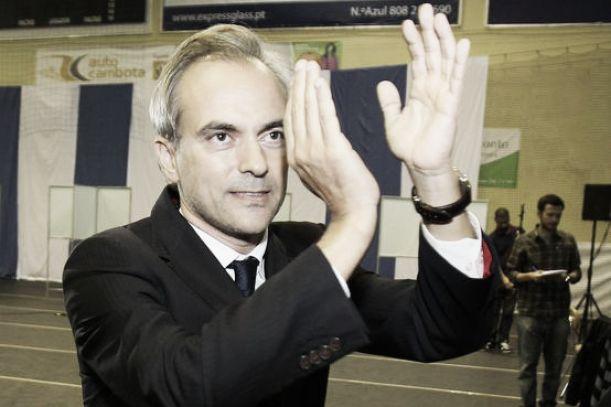 «Somos o quarto grande» diz novo presidente do Belenenses