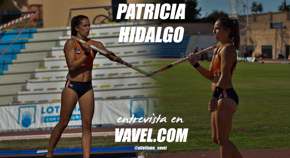 """Entrevista. Patricia Hidalgo: """"Disfrutar, seguir aprendiendo, seguir mejorando y superarme a mí misma"""""""