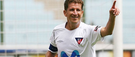Patricio Urrutia anuncia su retiro del fútbol