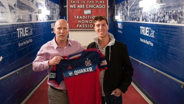 Chicago Fire Sign Patrick Doody To Homegrown Player Contract, Continue Offseason Rebuild