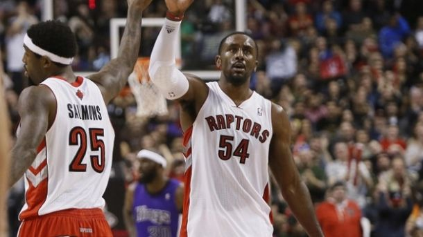 Raptors Sign Patrick Patterson to a 3 year, $18 Million Extension