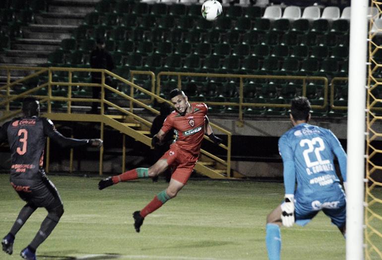 Independiente Medellín pagó caro sus errores y cayó 2-1 ante Patriotas