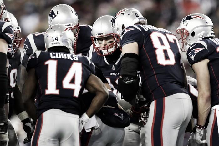 Superação, regularidade e domínio: a temporada do New England Patriots