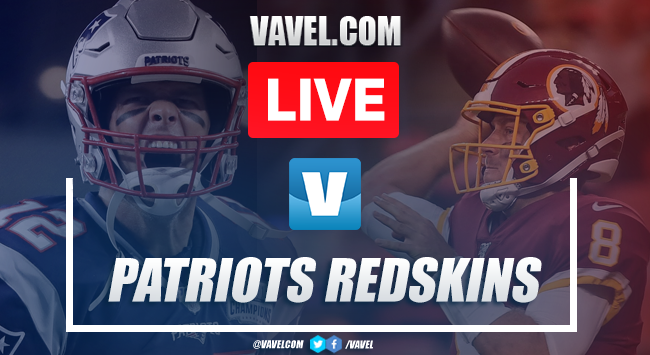 Video Highlights and Touchdowns: Patriots 33-7 Redskins