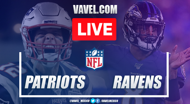 Highlights and touchdowns: New England Patriots 20-37 Baltimore Ravens, 2019 NFL Season