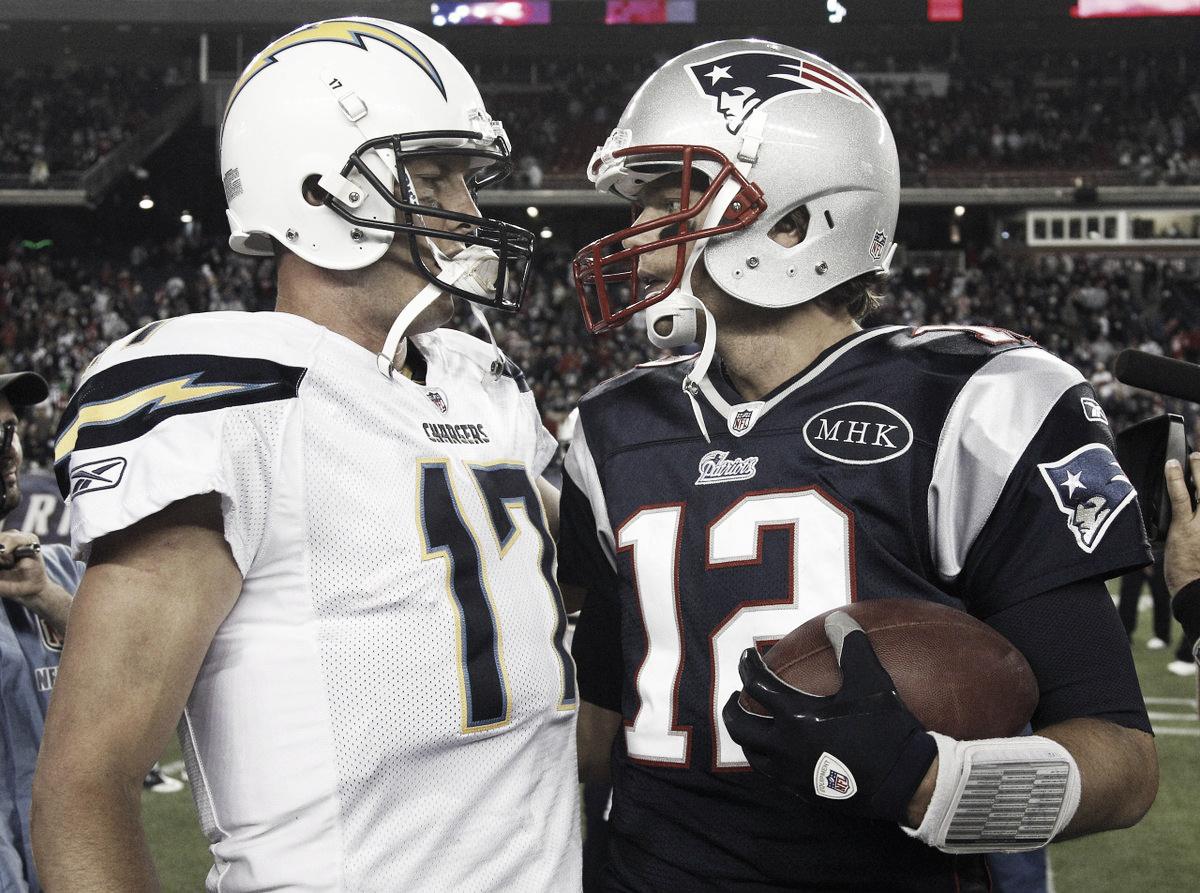 Claves para el duelo entre Chargers-Patriots: el mejor visitante contra mejor local