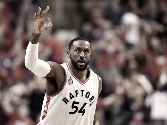 Patterson leaves Raptors for Thunder