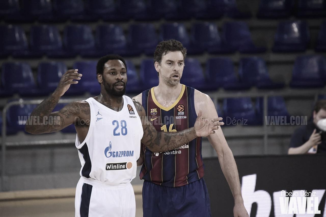 Resumen Barça Basket 84-74 Joventut Badalona en ACB