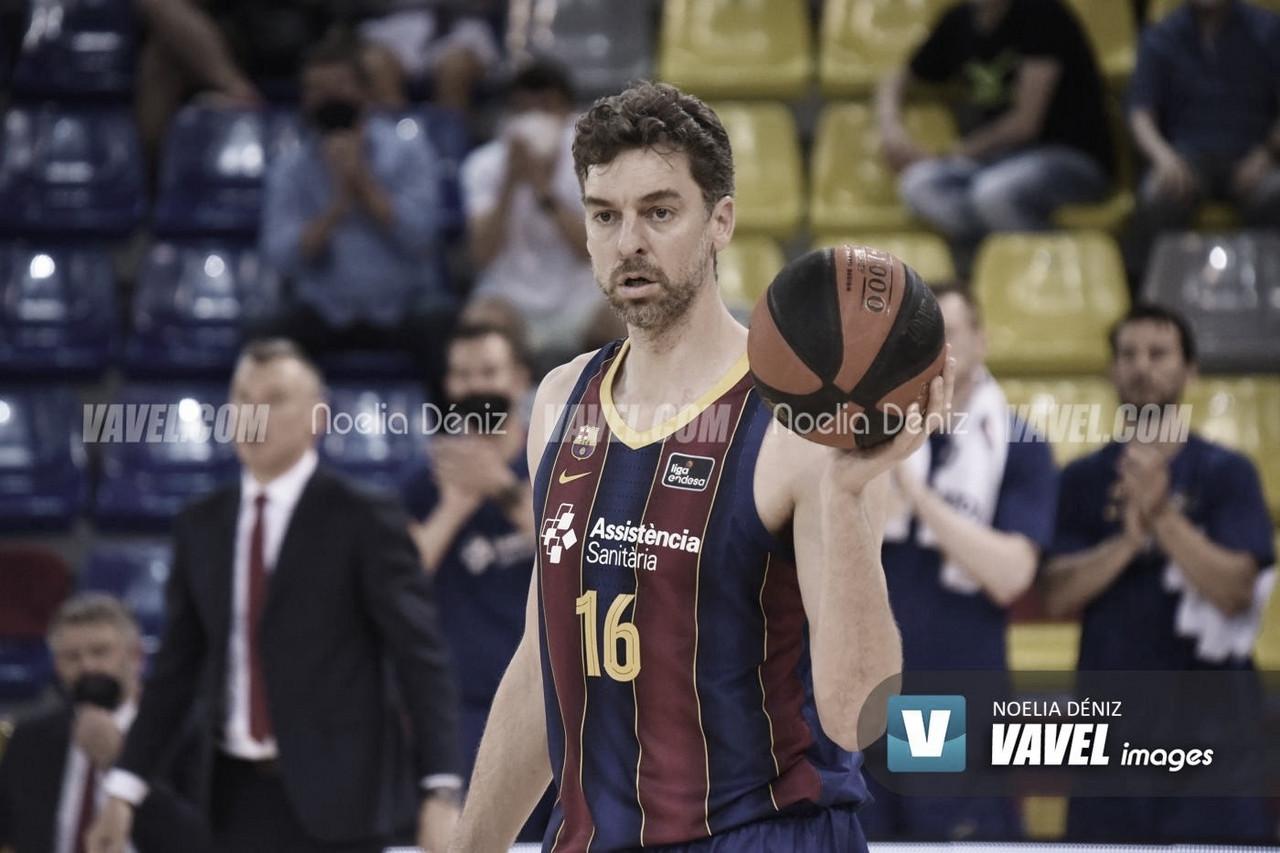 El Barça asalta el WiZink Center y se pone a un paso del título (75-89)