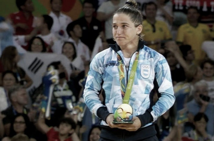 Paula Pareto, olímpica y argentina