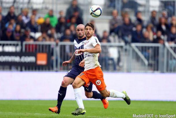 Bordeaux n'y arrive pas face à un Montpellier affaibli