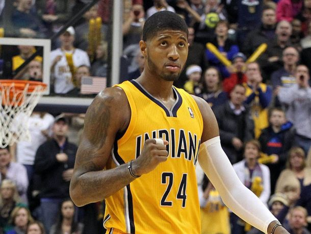 Indiana Pacers Should Keep Paul George Out For The Remainder Of The Season