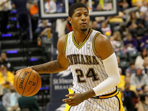 Paul George To Change Jersey Number To 13