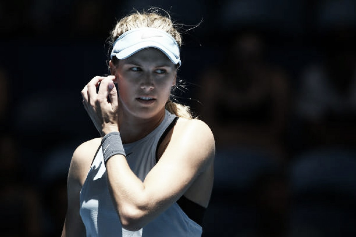 Settlement reached in Eugenie Bouchard's suit vs. USTA