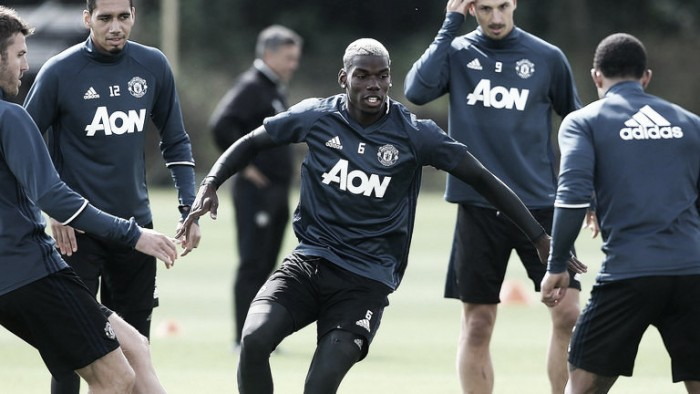 Pogba sets his sights on success with Manchester United