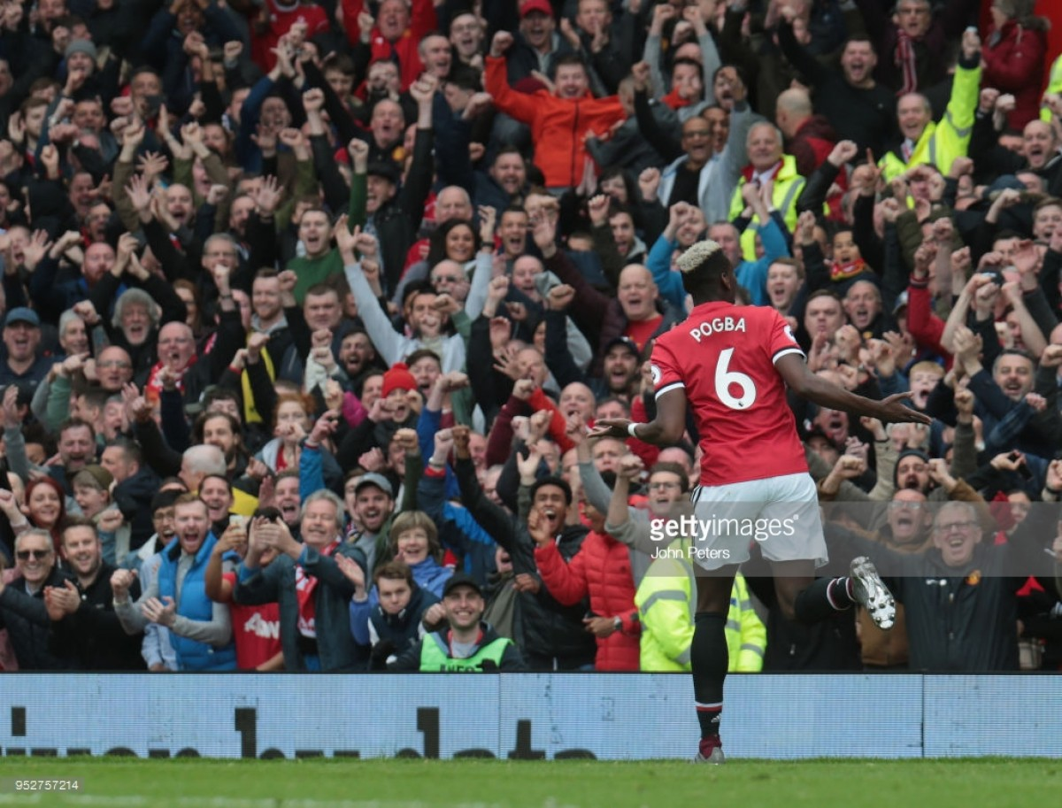 Manchester United 2-1 Arsenal: Reds player ratings as Pogba impresses