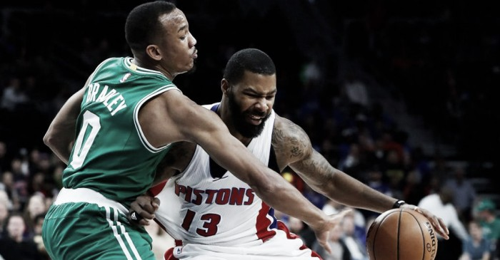 Detroit Pistons, Boston Celtics agree to Marcus Morris for Avery Bradley swap; both win big
