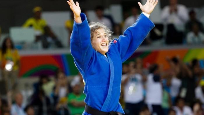 Judô: Paula Pareto conquista o primeiro ouro da história argentina no feminino