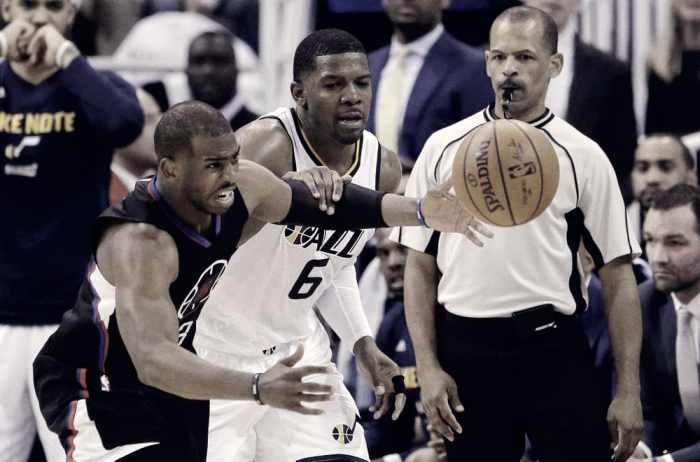NBA Playoffs 2017 - Clippers, rimonta vincente. Paul indica la strada: Utah KO e sotto 2-1